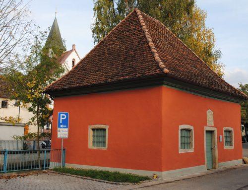 Altes Metzgerhäusle in Ehrenkirchen-Ehrenstetten