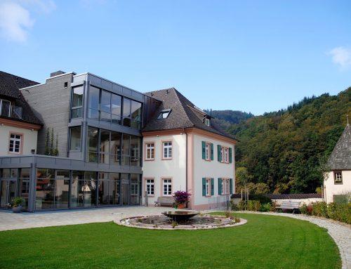Bildungshaus Kloster St. Ulrich, Sanierung und Erweiterung