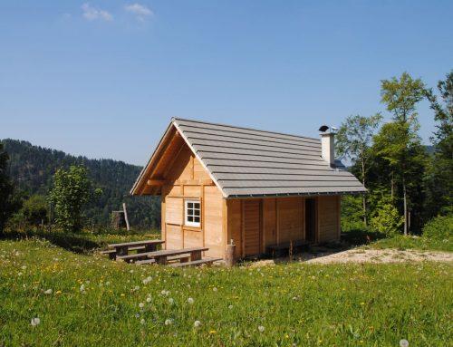 Neubau Limberghütte