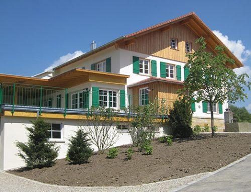 Landgasthaus Schenkenberger Hof im Hegau, Komplettsanierung und Umbau