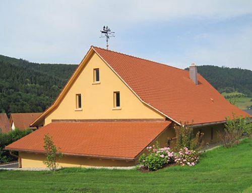 Scheune, Neubau für Geräte und Pflanzenlager