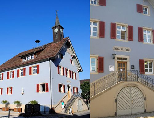 Altes Rathaus Ehrenstetten, Sanierung